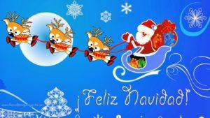 Tarjetas de Feliz Navidad 2015 6
